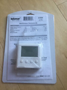 NEW -Tekmar D508 One Stage Thermostat (still in box)