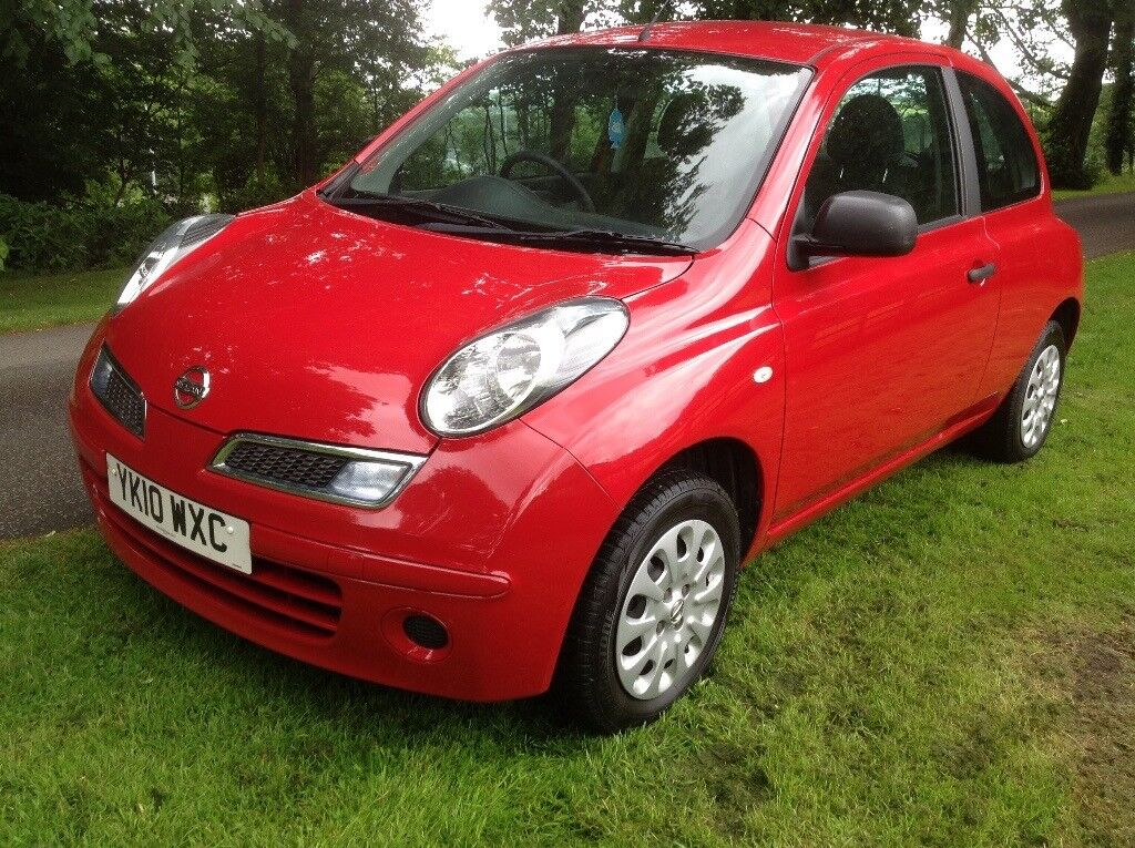 2010 NISSAN MICRA 1.2 PETROL *** THE CHEAPEST ON LINE ***