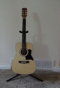 3/4 size accoustic guitar