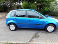 04 Fiesta Diesel very low miles £30 road tax per year