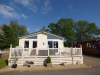 RESIDENTIAL/HOLIDAY LAKESIDE DOUBLE LODGE (Lakeside, Chichester) NOW REDUCED
