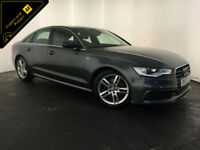 2013 AUDI A6 S LINE TDI DIESEL 1 OWNER SERVICE HISTORY FINANCE PX WELCOME