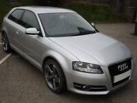 Audi A3 TFSI SPORT (silver) 2012-09-28