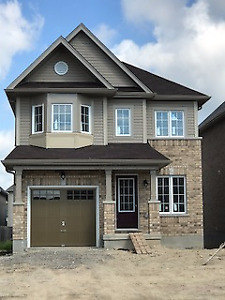 EMPIRE Wynfield Brand New Detached for Rental November 2017*