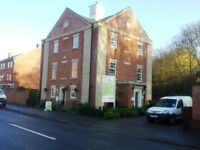 3 BED MODERN TOWN HOUSE: NETHER HALL ESTATE IN GREAT BARR: REAR GARDEN: GARAGE: ONLY £950PCM