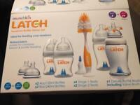 Munchkin Latch Newborn Starter Set