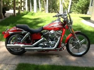 2008 Harley Davidson Screamin' Eagle Dyna
