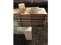 Walking Dead Comics volumes 1-19