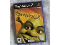 PS2 Game - Shrek 2
