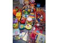 Massive Toy Bundle for Toddlers