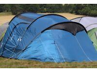 5 berth family tent