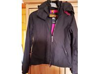 Superdry Jacket, pink, small 8-10, Good Condition