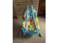Tiny Love Gymini bouncy chair/ rocker