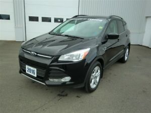 2016 Ford Escape SE-2.0 LTR-NAV