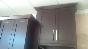 NEW INVENTORY CLEARANCE KITCHEN CABINETS WOOD CONSTUCTION