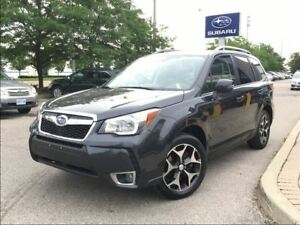 2016 Subaru Forester XT Limited