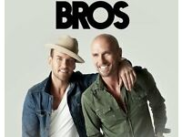 2 Bros Tickets London 02 Saturday 19th August