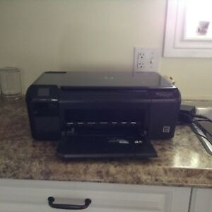 HP Photosmart C 4600 All - in - One Printer