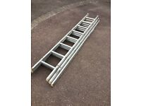 8rung triple extension ladders