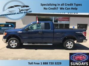 2009 Ford F-150 4x4, XLT, AS TRADED special!!!