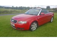 2003 audi a4 sport cabriolet