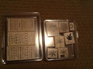 Stampin up stamps