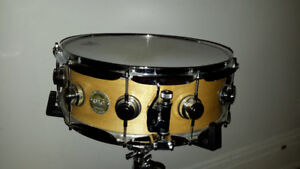 Caisse claire DW Collector's series 14 X 5.5