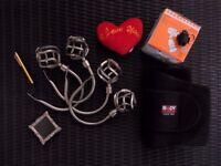 Various items, job lot, car boot