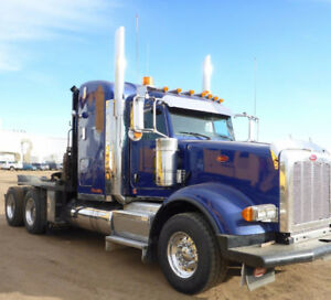 2012 Peterbilt Heavy Haul Winch