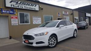 2013 Ford Fusion SE-LOW KM-OFF LEASE-BLUETOOTH-REAR PARK SENSORS
