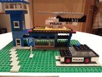 Vintage Lego Police Station