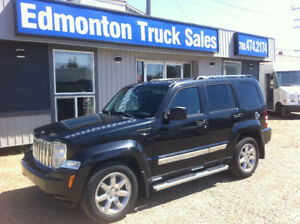 2011 Jeep Liberty LIMITED 4X4