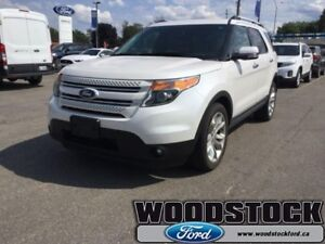 2013 Ford Explorer Limited  301A, 3.5L V6 ENGINE, NAVIGATION SYS