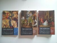 Norton Anthology of English Literature : A,B and C (9th Edition) OFFERS WELCOME