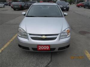 2009 CHEVROLET COBALT....ONE OWNER  TEAM CANADA EDITION!!!