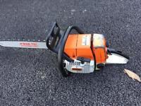 Stihl 064 AV professional chainsaw