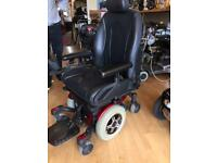 Pride Quantum Powerchair 600 New Batteries
