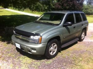 2004 Chevrolet Trailblazer SUV, Crossover