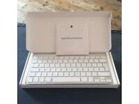 Genuine Original Apple Wireless (A1314) Keyboard UK QWERTY BOXED  NEW 