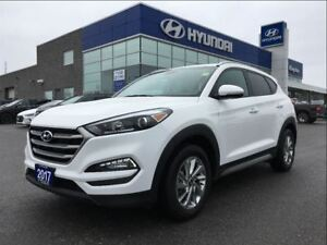2017 Hyundai Tucson Premium 2.0 AWD *Heated Seats & Steering Whe