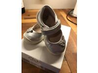 Clarks First Shoes size 3F