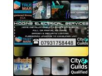 Fully qualified and registered electrician. No callout charges.