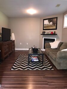 Bright 2 bedroom lower level available Sept 1st