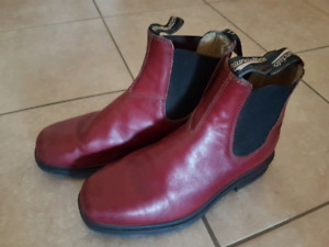 Blundstone Red Boot womens size 10