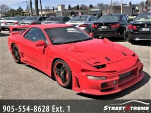 1992 Mitsubishi 3000GT GTO |CLEAN CARPROOF|LOW KMS| TWIN TURBO