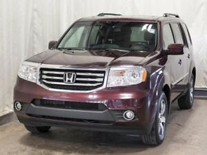 2013 Honda Pilot Touring 4WD w/ Navigation, Leather, Sunroof