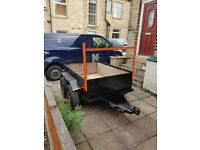 Great Car trailer ideal for camping etc