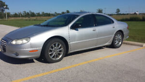 2002 Chrysler Concorde Limited Sedan