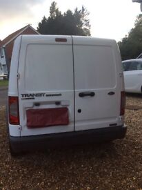 Ford transit connect, low miles, very good condition. NO VAT