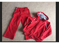 Rainbows uniform - size Small (age 5/6)